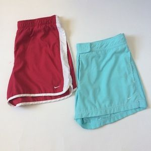 (L) Nike Swim Short Bundle